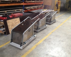 chariot inox - toulouse - carbonne production